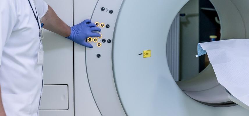 Magnetic Resonance Image scanner