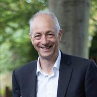Professor John Geddes portrait photo